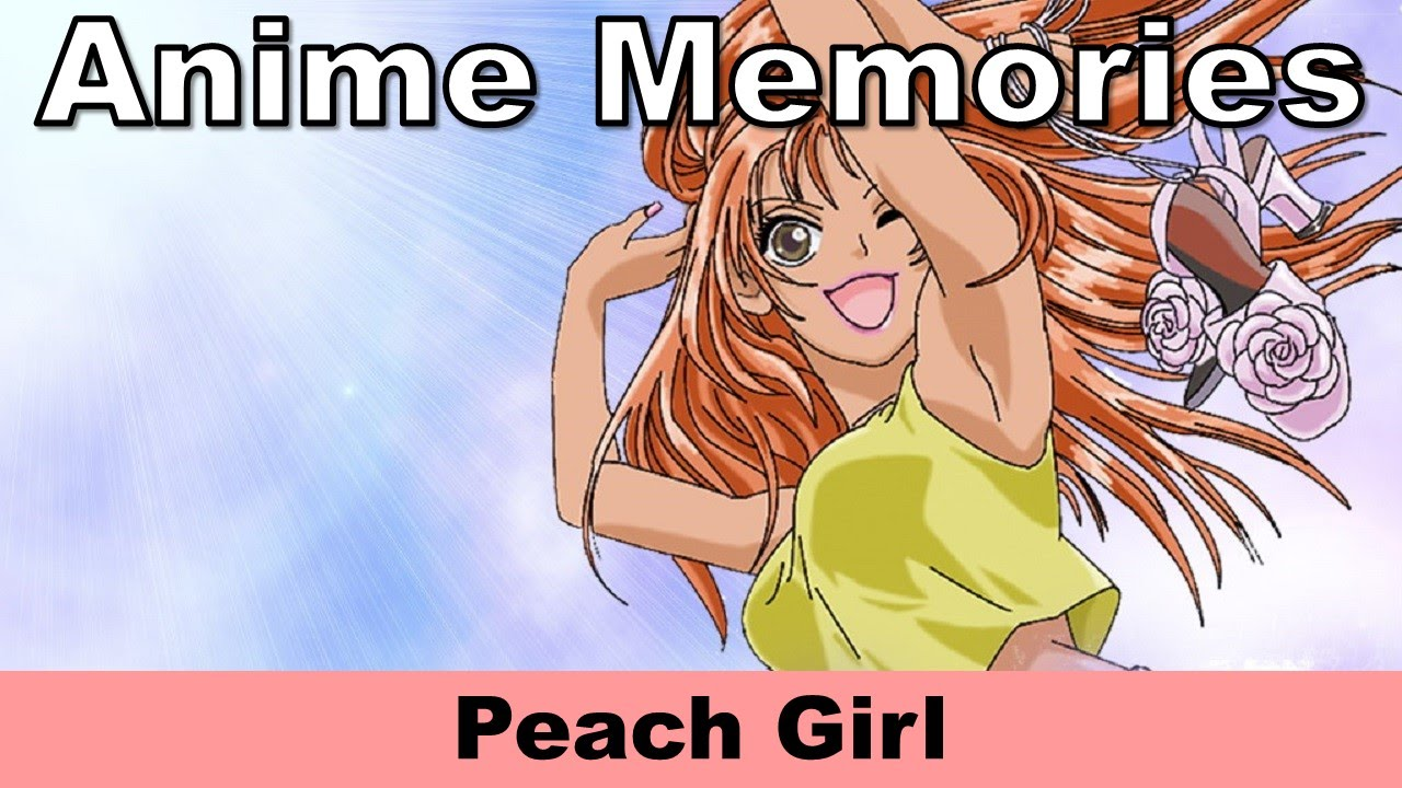 Peach girl review anime memories