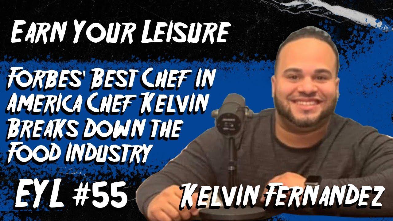 Forbes' Best Chef in America Chef Kelvin Breaks Down the Food Industry