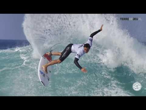 Le surf aux Jeux Olympiques de Paris 2024, naturellement ici !