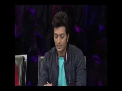 Aman in India dancing superstar audition