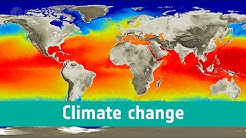 ESA and climate change