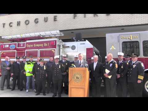 Suffolk County Announces Plans to Upgrade Emergency Services Communications System