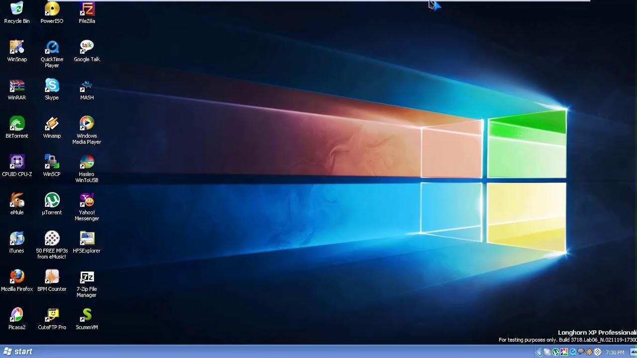 Windows longhorn 4074 iso download info