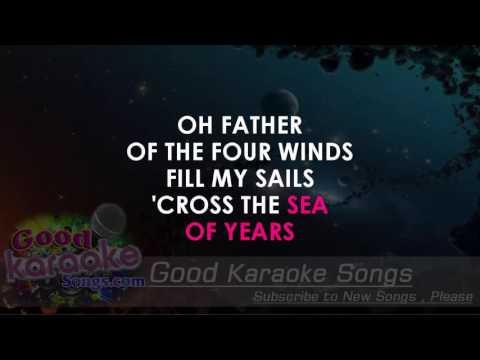 Kashmir - Led Zeppelin ( Karaoke Lyrics )