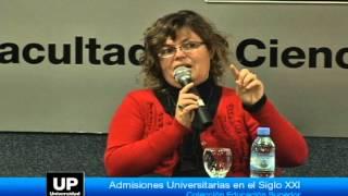 Presentación del libro: Admisiones universitarias en el siglo XXI - Parte6
