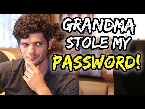 """Grandma stole my password & blocked ALL HOMESCHOOLERS"" | Jordan's Messyges"