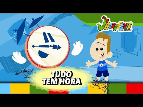 TUDO TEM HORA! Jacarelvis e Amigos (vol.02)