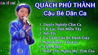 Download Video Tuyển Tập Quách Phú Thành Thử Tài Siêu Nhí 2016 Những Ca Khúc Hay Nhất MP3 3GP MP4