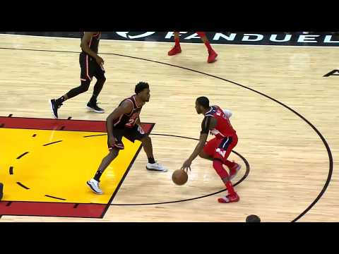 Washington Wizards vs. Miami Heat - November 15, 2017