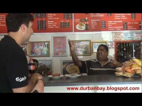 Bunny Chow at Cafe India, Sarnia