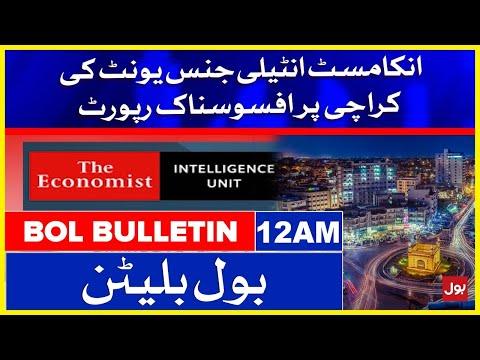 Economist Intelligence Unit Report about Karachi