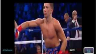 Головкин нокаутировал Лемье. 18 октября 2015