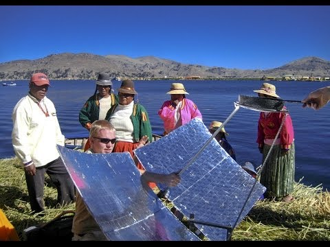 Peru To Provide Free Solar Power To 2 Million Poor By 2016