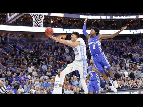 UNC Men's Basketball: Carolina Falls to Kentucky, 103-100, in Instant Classic