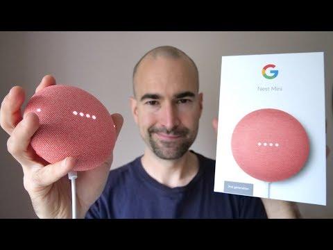 Google Nest Mini (2019) | Setup & Review