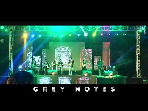 Dheevara Live ! Bahubali ! #grey_notes_band