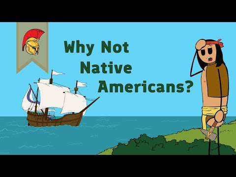 Why Europeans Colonized The World (And Not Someone Else)