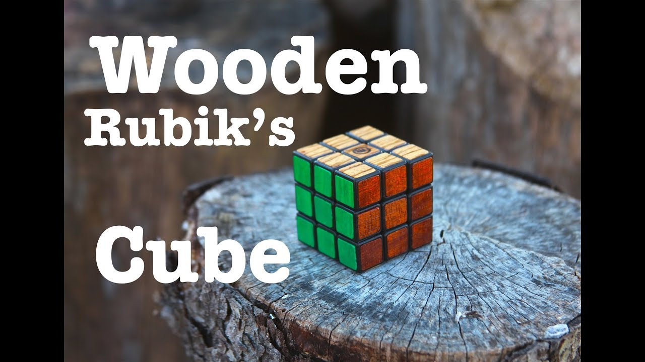 Rubik's Cube Montreal Making A Wooden Rubik S Cube 1st Ever Made In The World