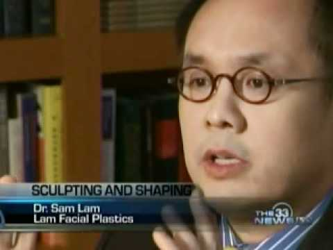 Botox Jaw Reduction News Story with Dr. Lam