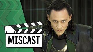 MisCast: Jim Parsons as Loki (2015) - Avengers Parody HD