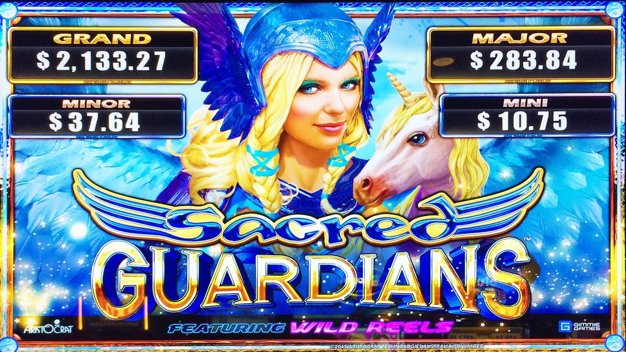 Four Guardians Slot Machine - Play Online for Free Instantly