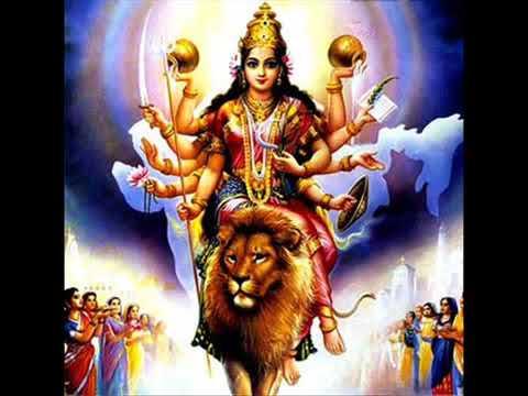 Ambe Mata Aarti - Hindi Lyrics and Video Song