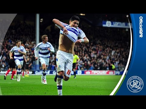 FEATURE | ALEJANDRO FAURLIN'S QPR GOALS