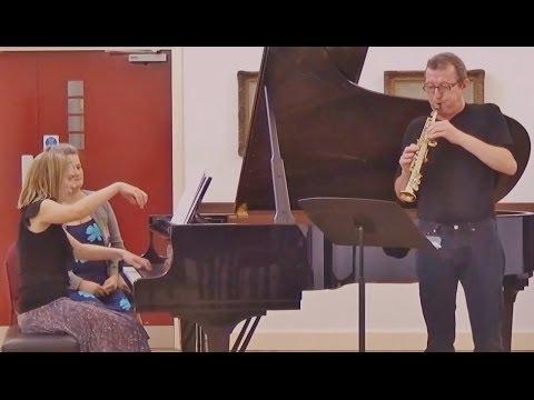 Sopranino Sax - Man-Mou (by Nigel Wood)