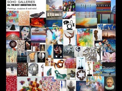 ART EXHIBITION at Soho Galleries