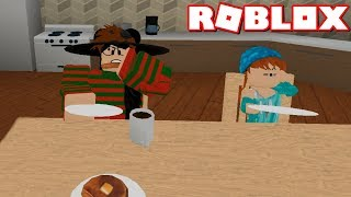 ROBLOX BLOXBURG CHRISTMAS EVE NIGHT AND DAY DAILY ROUTINE AS A FAMILY! MOM UND KIND ROLLENSPIEL
