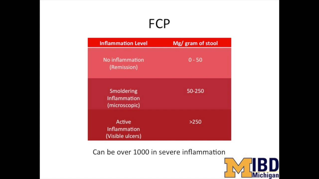 IBD School 503: Fecal Calprotectin