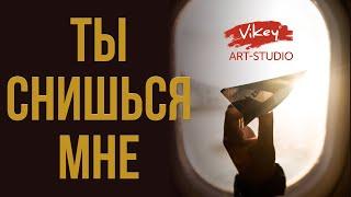 """Красивые стихи о любви читает В.Корженевский """"Ты снишься мне"""", стих Евтушенко К., 0+"""