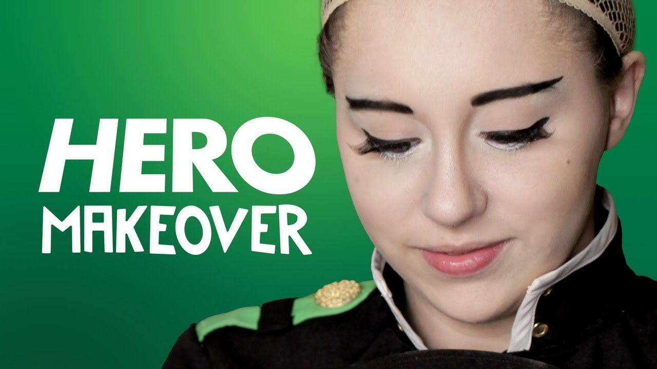 How Anime and Cosplay Can Lift Your Spirits – Hero Makeover Ep. 3