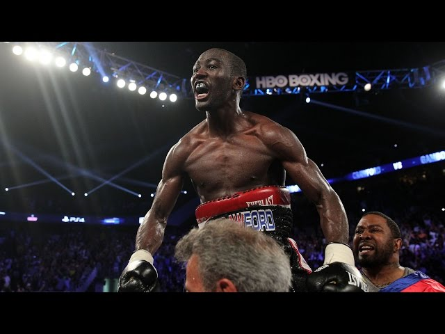 Terence Crawford vs. Dierry Jean Preview