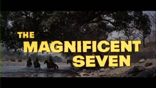 "The Magnificent Seven [1960 / Official ""Seven"" Trailer / english]"