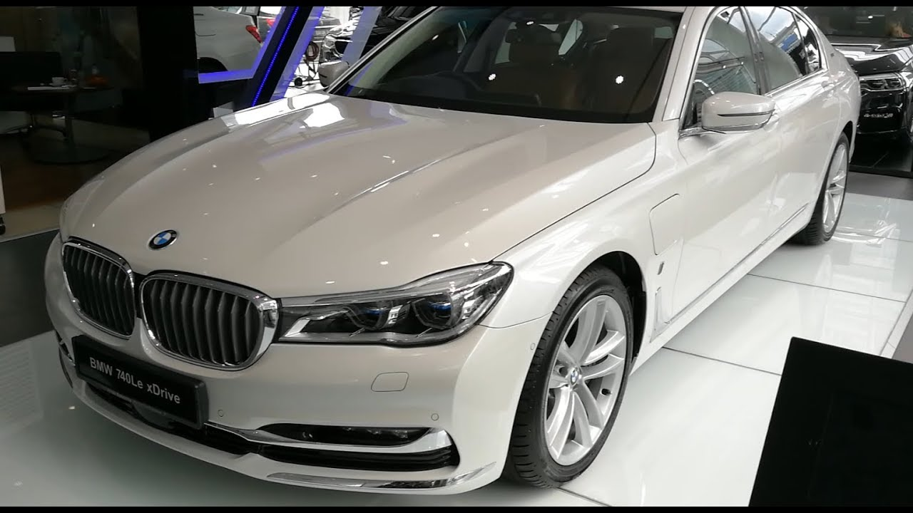 2020 BMW 740Le XDrive Specs, Redesign And Rumors >> Bmw 740le Xdrive 2018