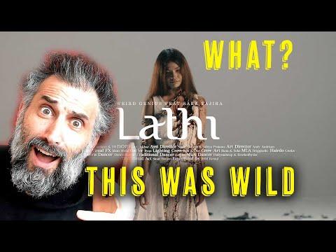 weird-genius---lathi-(ft.-sara-fajira)-official-music-video---singer-reaction