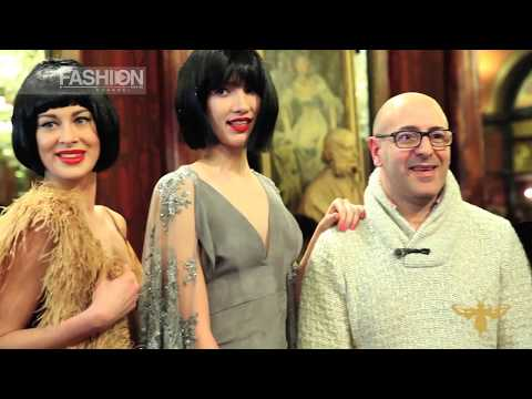KATE BEE Collection Cabaret Fall 2016 Paris Fashion Week by Fashion Channel