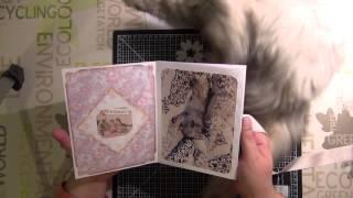 Tuto Scrap  - Livret accordéon - part 3