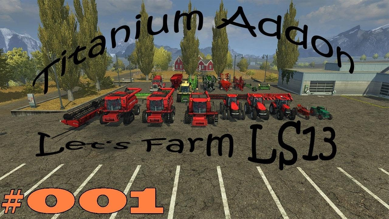 Steam Workshop Titanium RP - Addons