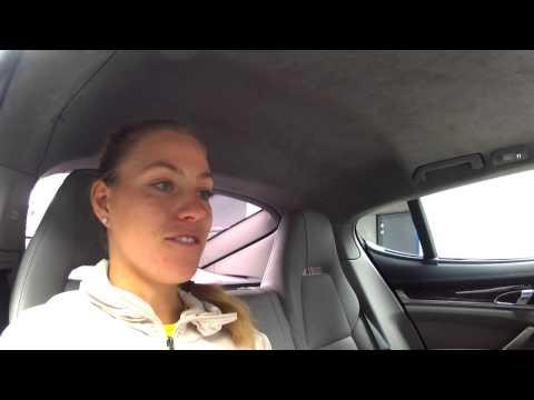 Close-up: Angelique Kerber - Porsche Tennis Grand Prix 2013