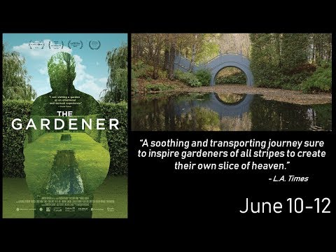 FILM - June 10-12: The Gardener Mp3
