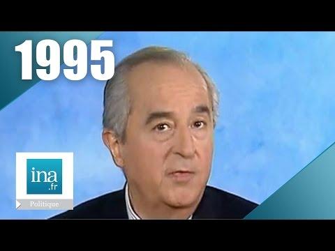 Édouard Balladur - Campagne présidentielle 1995 | Archive INA