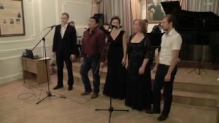 """Ученики и преподаватели музыкальной школы """"Маэстро"""" – «Здравствуй, мир», Анна Вески"""