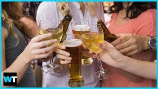 Is Alcohol Bad For You? Even One Drink A Day Increases Risk Of Death!   What's Trending Now!