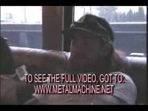 REX BROWN FROM PANTERA OZZFEST 2000 VIDEO INTERVIEW
