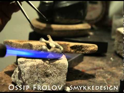 Jewellery Making - Copper Fish Sculpture