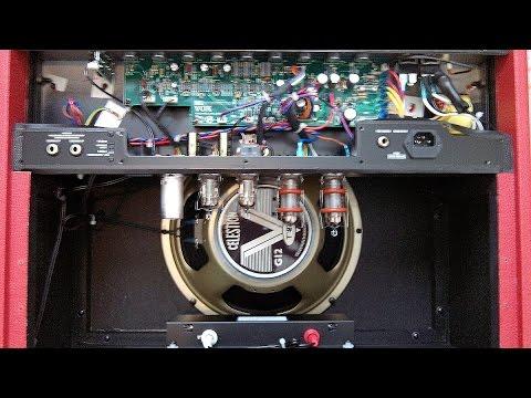 Vox AC15C1 Bright Cap Mod