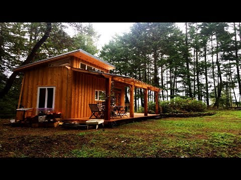 This Tiny Home Is Tucked Away In A Woodland, And Now You Can Glimpse The Enchanting Interior