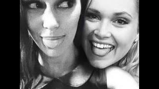 Eliza Taylor and Alycia Debnam Carey||Friendship goal